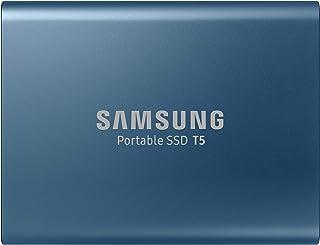 Samsung 三星 T5 便携式固态硬盘- 500GB-USB 3.1 外置固态硬盘 (MU-PA500B/AM)