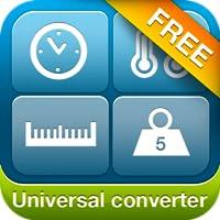 Universal converter free: Converts all units of measurement