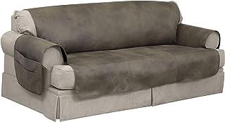 Serta | 采用Neverwet 技术的人造皮革家具保护套,适合大多数沙发,FawnSofa