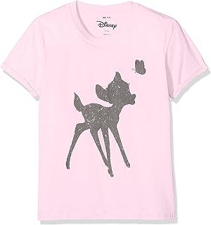 Disney 女童 Bambi 剪影运动衫