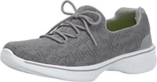 Skechers Performance 女式 Go Walk 4 Euphoric 运动鞋