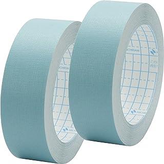 NICHIBAN 胶带 2个装 25mm×10m巻 浅蓝色