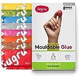 Sugru  塑形修复胶 新色彩(亲肤配方 8只装)家用更安心 (亚马逊进口直采, 英国品牌)