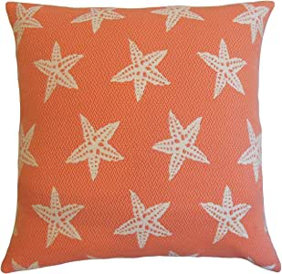 """The Pillow Collection 澳洲野户外欧式枕套火焰 """"Multi"""" Queen/20"""" x 30"""" QUEEN-D-36217-FLAME-OUT"""