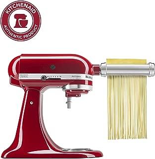 KitchenAid 凱膳怡 料理機廚師機通用配件 壓面機和切面器組合套裝3件套 KSMPRA