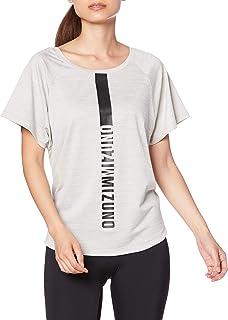 MIZUNO 美津浓 训练服 T恤 短袖 吸汗速干 便于运动的 32MA0312 女款