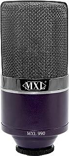 MXL 电容麦克风MXL990MIDNIGHT