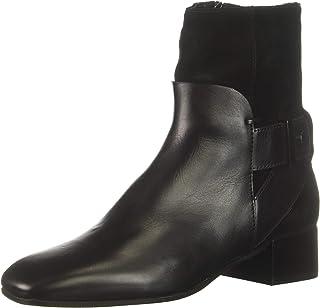 Aquatalia 女士 Lilly 小牛/麂皮及踝靴