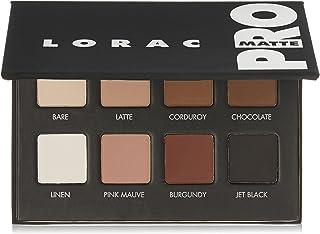 LORAC Pro 哑光眼影盘