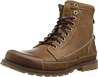 Timberland 添柏嵐 男士Earthkeepers系帶靴