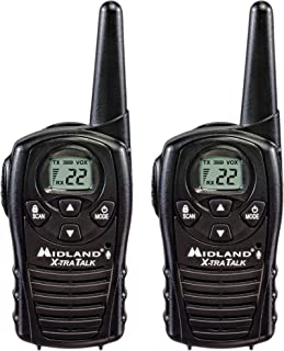 Midland LXT118系列对讲机 黑色 配件