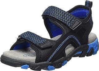 Superfit 男童 Hike 系带凉鞋
