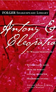 Antony and Cleopatra (Folger Shakespeare Library) (English Edition)