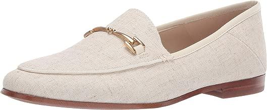 Sam Edelman 女士 Loraine 樂福鞋,銀色,4 英國