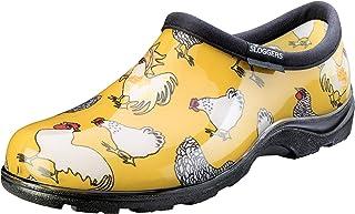 sloggers 女式花园系列防雨 & 花园鞋 Daffodil Yellow 6号