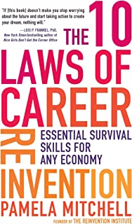 The 10 Laws of Career Reinvention: Essential Survival Skills for Any Economy (English Edition)