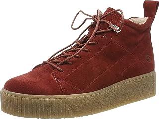 Tamaris 女士1-1-25258-23 运动鞋 Rot (Brick 540) 37 EU