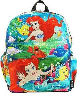 Disney Princess - Ariel Deluxe 超大印花 12 英寸背包 - A20272