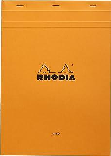 RHODIA 罗地亚 法国 经典上翻笔记本 橙色 N18横线 18600