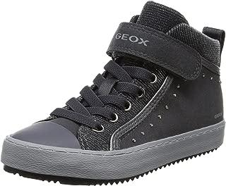 GEOX 女孩 J 加里 spera 女孩我高运动鞋