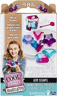 Cool Maker手工制作宝石肥皂活动套装,可制作 8 个肥皂,适合 8 岁及以上儿童