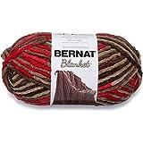 Bernat 毛毯大球纱 Raspberry Trifle Big Ball 16111010422