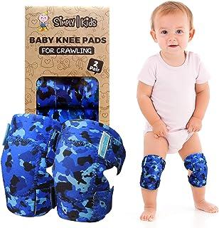 婴儿护膝 适合爬行(2 双)   适合幼儿、婴儿、女孩、男孩