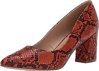 Penny Loves Kenny 女士蛇纹高跟鞋
