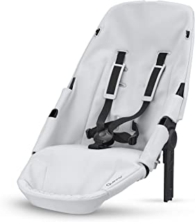 Quinny Hubb Duo座椅,适用于Quinny Hubb推车,可转换成双人或单人推车 灰色