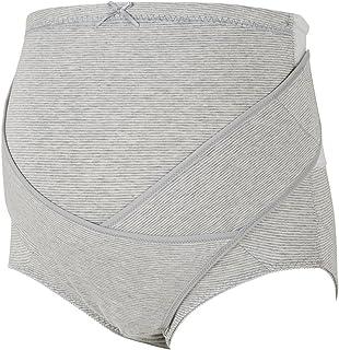 贝亲 怀孕妇 怀孕束腰带 灰色 M