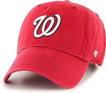 MLB '47 美国职棒大联盟 Clean Up 可调节棒球帽,成人款 23 均码