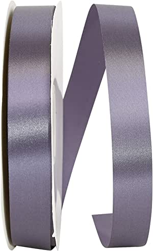 Reliant Ribbon 4700-921-05C 单面缎面Allure Sfs 丝带,蓟色