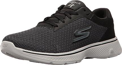 Skechers 斯凯奇  高性能男式 GO WALK 4 鞋带行鞋