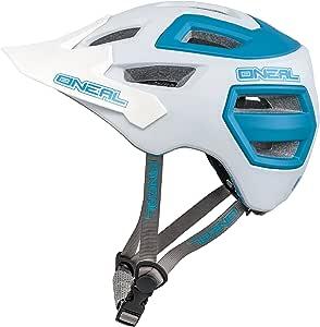O'Neal Cycling O'neal Pike Enduro 头盔 S/M 码,白色/蓝色