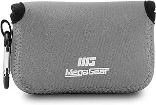 MegaGear '超轻'氯丁橡胶相机包带登山扣MG084 灰色