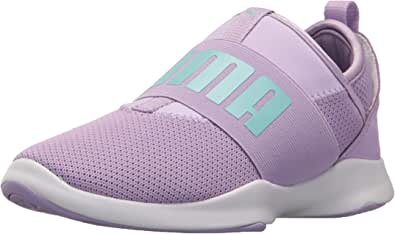PUMA 彪马 Dare P 儿童运动鞋 Purple Rose-island Paradise 1.5 M US Little Kid