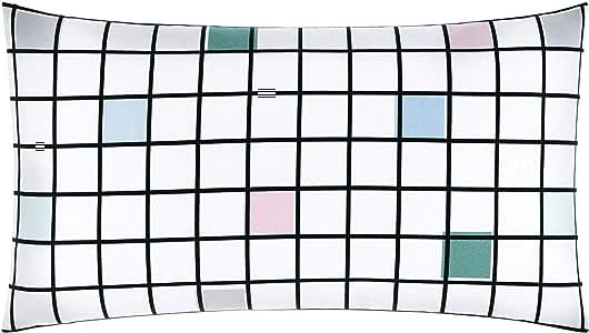 Jonathan Adler 彩绘盒盖被套装 单人 多色 多种颜色 14x26 Pillow USHSFY1106540