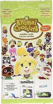 Amiibo 动物穿越包 1 系列卡片 多种颜色 Cards Pack