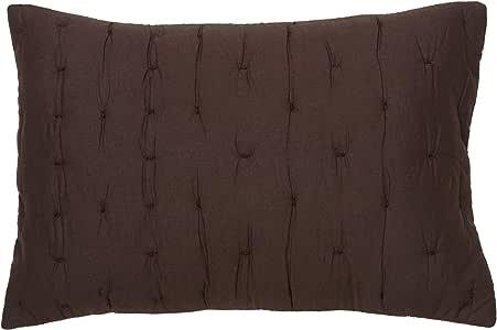 Portico Oblong 卵石装饰枕头,30.48 x 45.72 厘米,爪哇