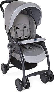 Chicco Simplicity Plus Top 婴儿车 灰色