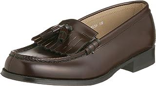 [HELLTA] 流苏平底鞋 传统皮革 3E 真皮 女式 3138