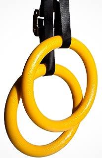 Nayoya 体操戒指 适合身*量和肌肉体重训练
