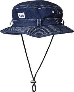 Lee 渔夫帽 LE BUCKET HAT DENIM 100176308 JELT 日本 58.5cm (日本サイズL相当)
