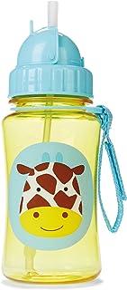 美国Skip Hop 可爱动物园水杯350毫升-长颈鹿SH252315