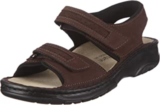 Berkemann 男式 fabian 05802–437凉鞋