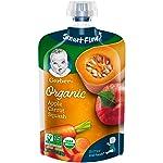 Gerber 嘉宝二阶段辅食,苹果、胡萝卜、南瓜,3.5 盎司(约 99.2 克)12 包