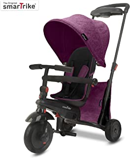smarTrike smartfold 500 折叠婴儿三轮车 baby, toddler 紫色