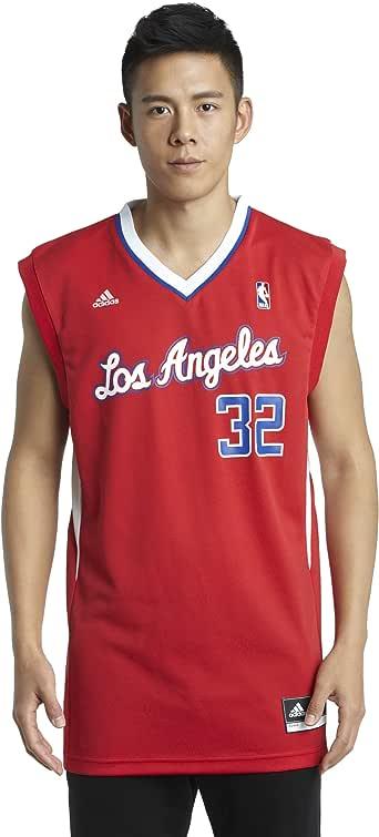 adidas 阿迪达斯 BASKETBALL NBA球迷版球衣 X75927 男式 彩色 XL