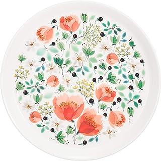 Narumi 鸣海 Anna Emilia系列 餐盘 碗 Thank you 16cm 可微波炉加热、洗碗机使用 51942-5645P