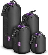 包带和包袋/Altura 照片镜片袋KM0532 4件装